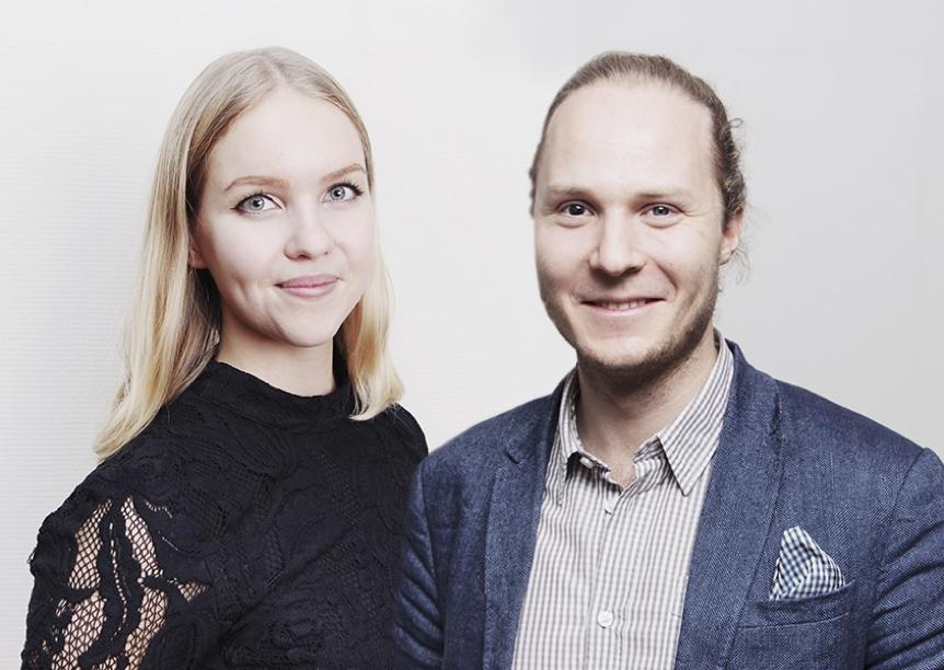 Ida-Maria Skytte och Björn Bonsdorff vill ställa upp i Europaparlamentsvalet