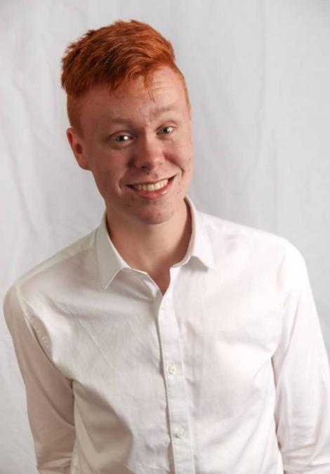 Alexander Beijar är ny debattkoordinator vid FSS och SU