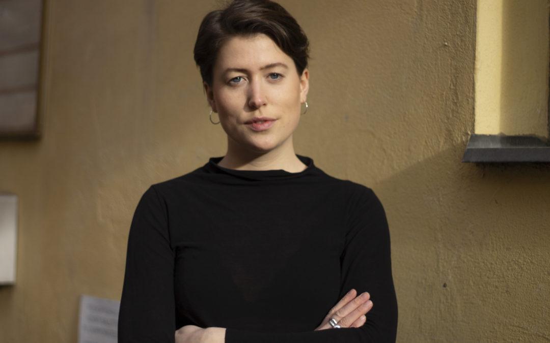 Anna Korkman kandiderar i riksdagsvalet