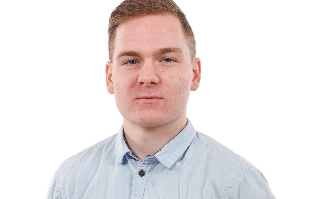 John Eriksson kandiderar i riksdagsvalet