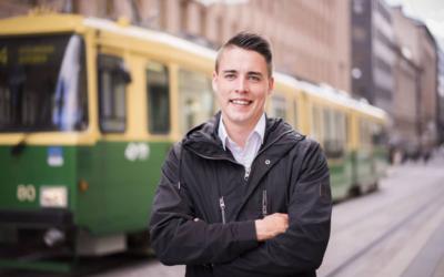 RKP-nuorten Ingo: Seuraava hallitus tarvitsee uuden tavan työskennellä