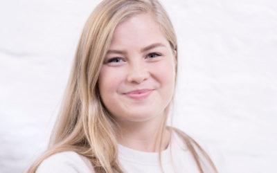 Matilda Holmström blir vikarierande verksamhetsledare för Svensk Ungdom i Åboland