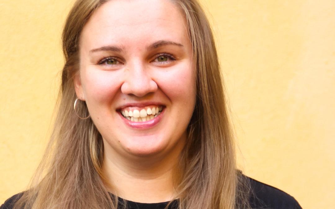 Malin Lindholm blir ny förbundssekreterare för SU
