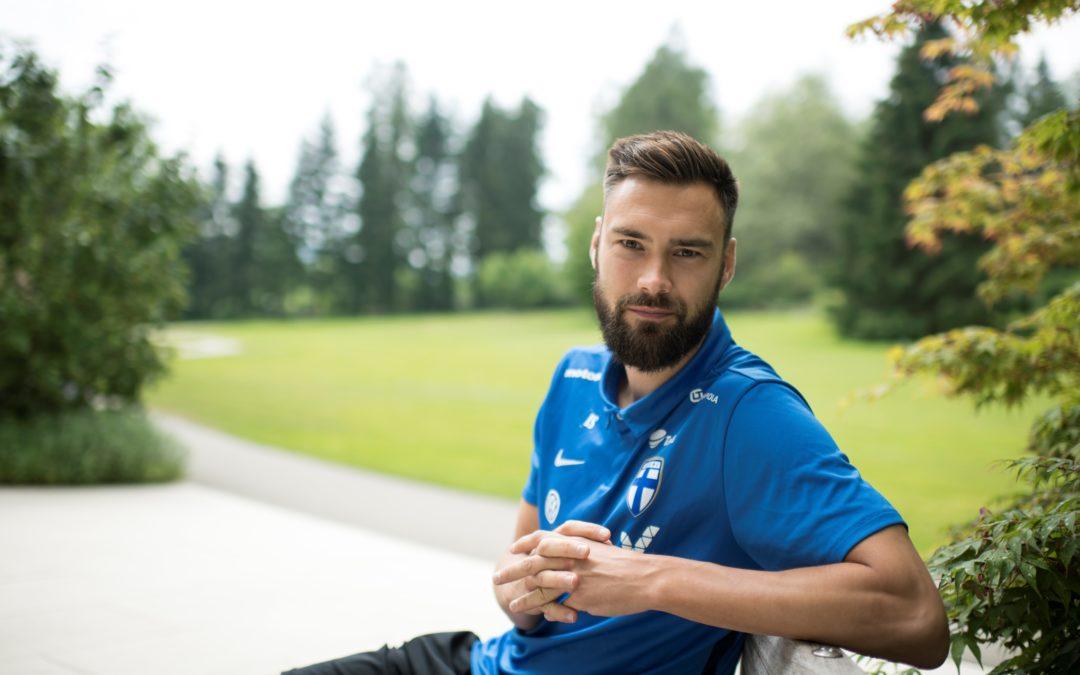 Tim Sparv får SU:s Svenska natten-medalj