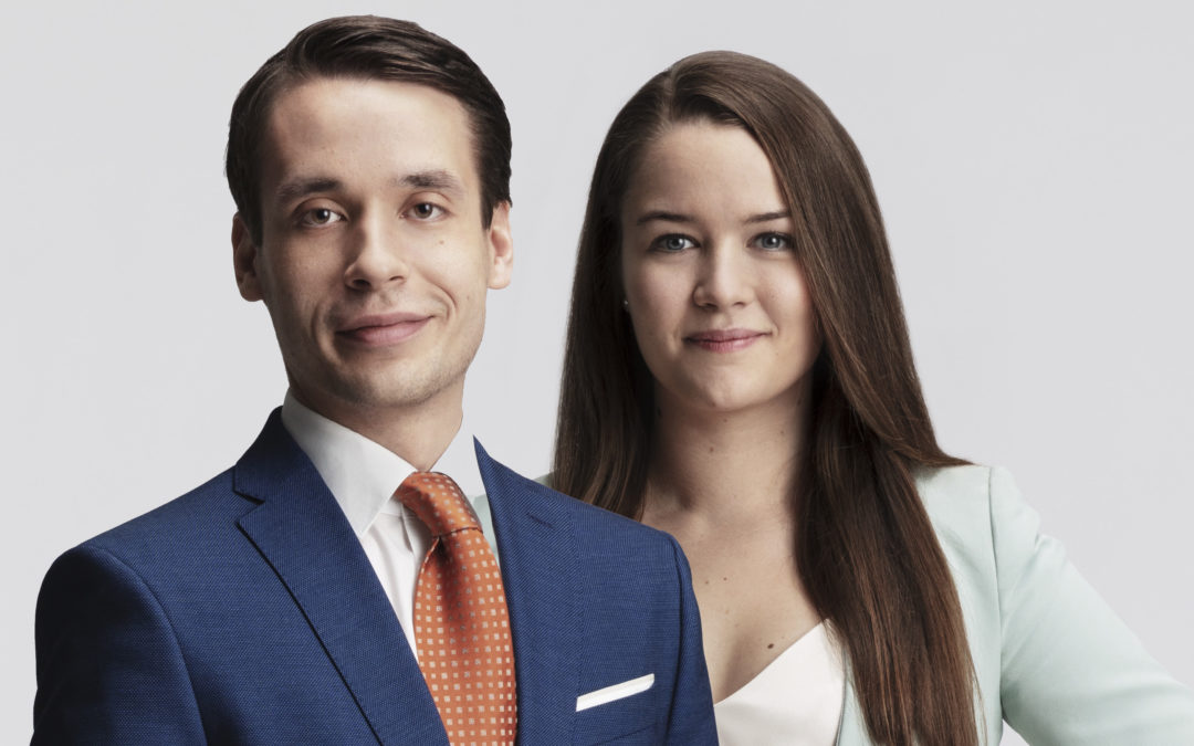 Sigfrids och Wickström: Dags för ett jämställt uppbåd