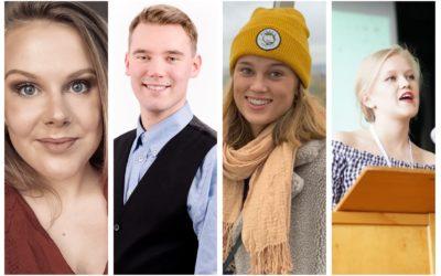 Alla Svensk Ungdoms nya kretsstyrelser har valts – Erin Halme ny ordförande i Nyland