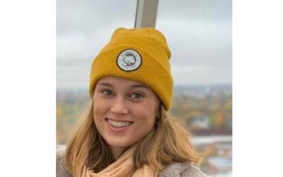 Erin Halme ny ordförande för Svensk Ungdom i Nyland