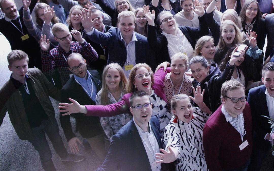 Stort intresse för kommunalvalet inom Svensk Ungdom – redan 50 kandidater på listan