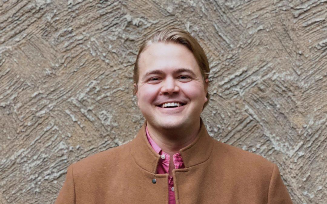 William Gräsbeck ny kretsordförande för Svensk Ungdom i Åboland