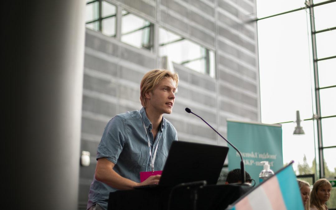 Hertzberg: Nationalismen ett hot mot den fria pressen