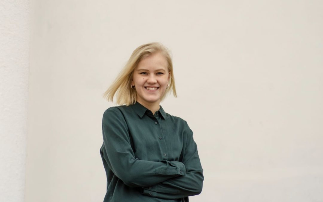 Emmi Piippo vill bli vice ordförande för Svensk Ungdom