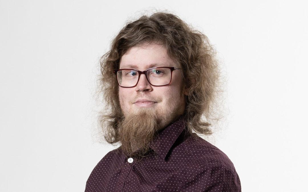 Oliver Lindqvist, 27 – Styrelsekandidat