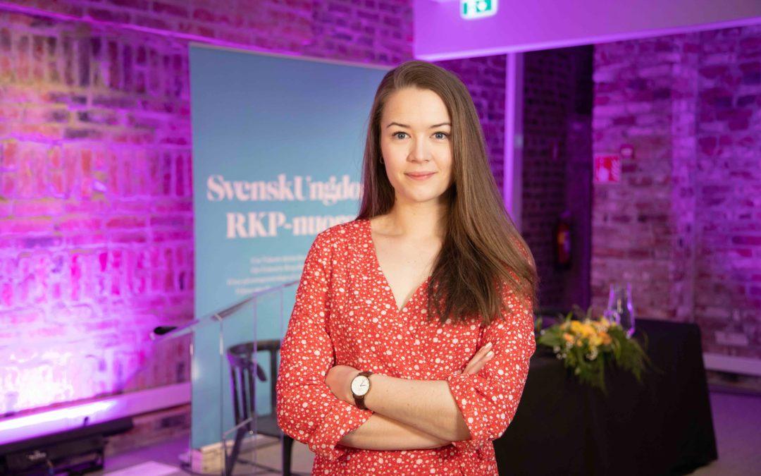 """Sigfrids öppnade Svensk Ungdoms förbundskongress: """"Vi är motpolen till populism och hatretorik"""""""
