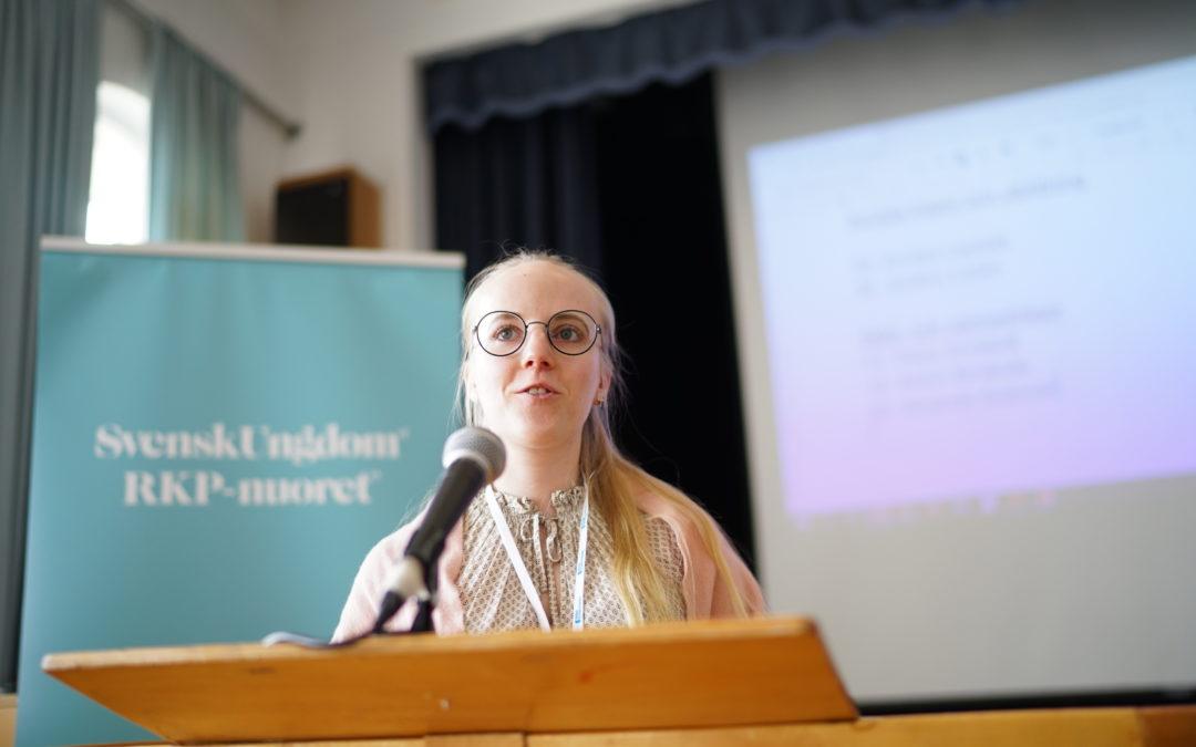 Lepistö: Vi bör göra mer för att säkerställa HBTQIA+-personers välmående och rättigheter